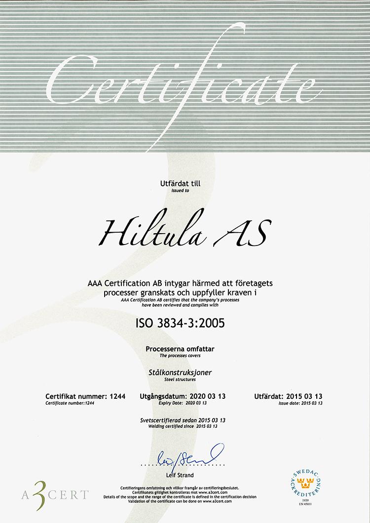 Hiltula AS_sertifikat_ISO 3834
